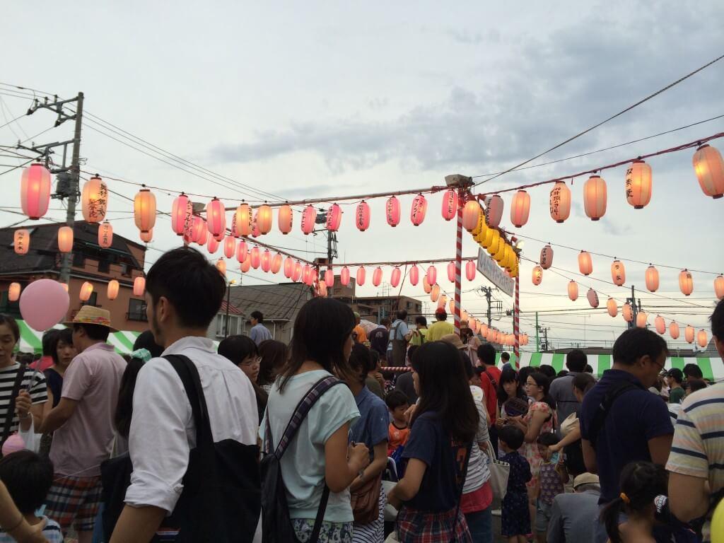 しもたかサマーフェスティバル!下高井戸商店街のイベント
