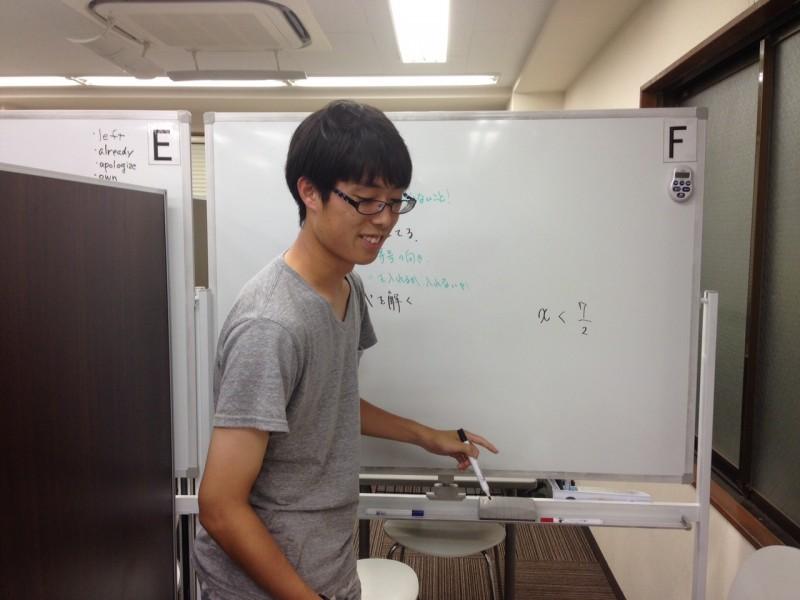 現役東大生講師による数学の勉強法紹介
