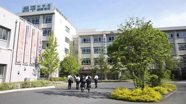「昌平中学校・高等学校」の学校説明会に参加してきました