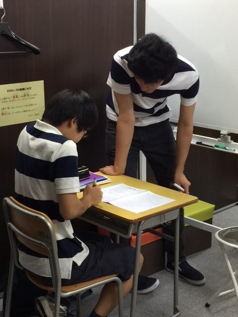 【閑話】兄弟で授業??